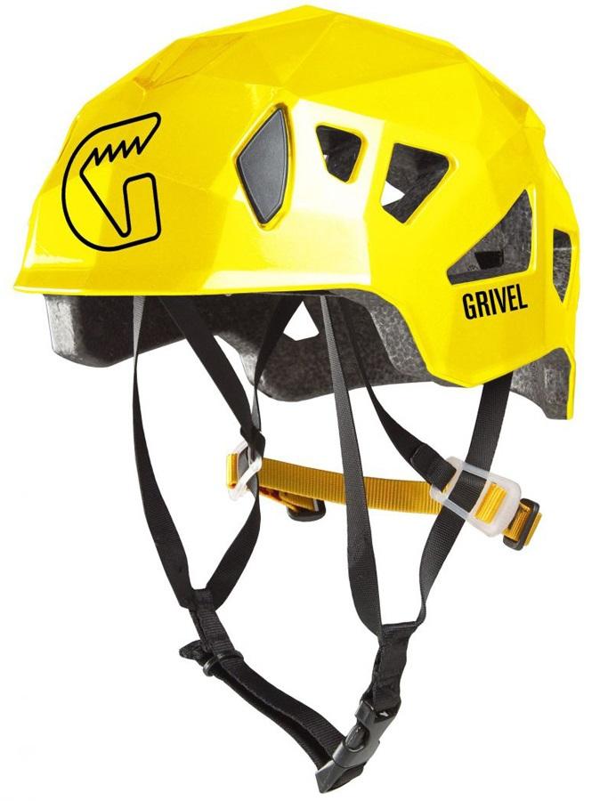 Grivel Stealth Rock / Ice Climbing Helmet 54-62 Cm Yellow