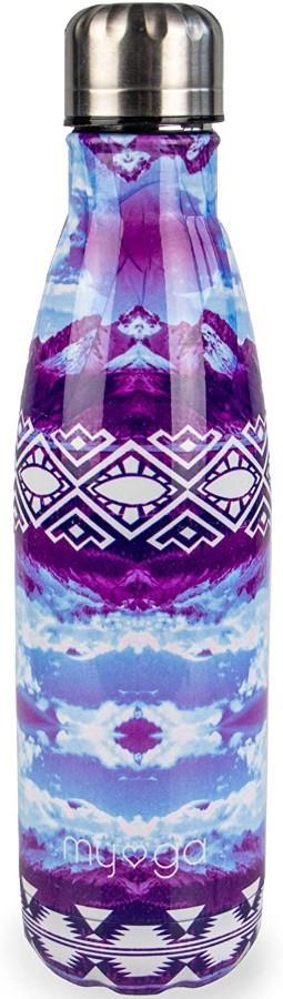 Myga Stainless Steel Water Bottle, 500ml Himalaya