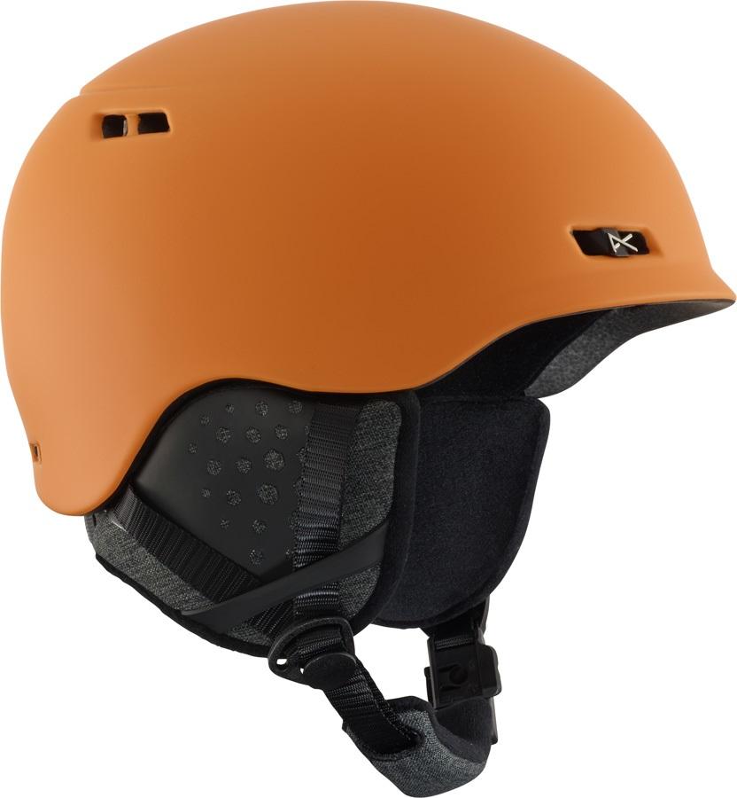 Anon Rodan Ski/Snowboard Helmet, S Orange