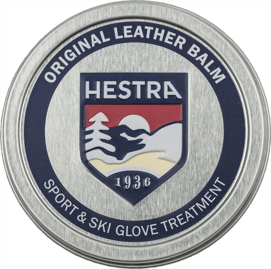 Hestra Leather Ski Snowboard Glove Protection Balm Care Cream, 30ml