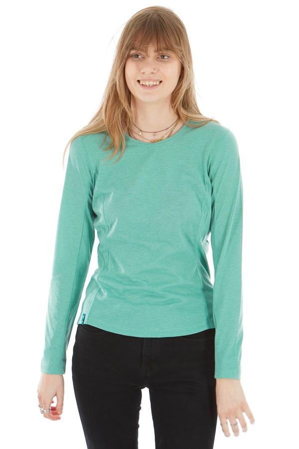 Montane X BMC Mono Women's Long Sleeve Top, S Matcha Green