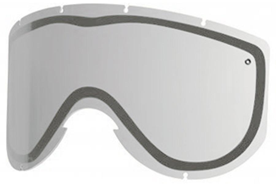 Smith Knowledge Turbo Fan Snowboard/Ski Goggle Spare Lens, Platinum