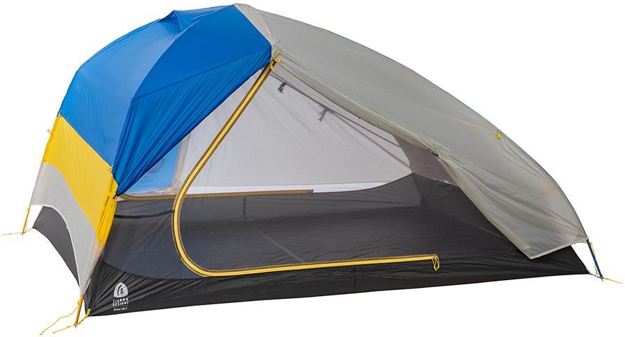 Sierra Designs Meteor Lite 3 Ultralight Backpacking Tent, 3 Man