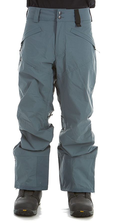 Dakine Meridian Ski/Snowboard Shell Pants, XL Dark Slate