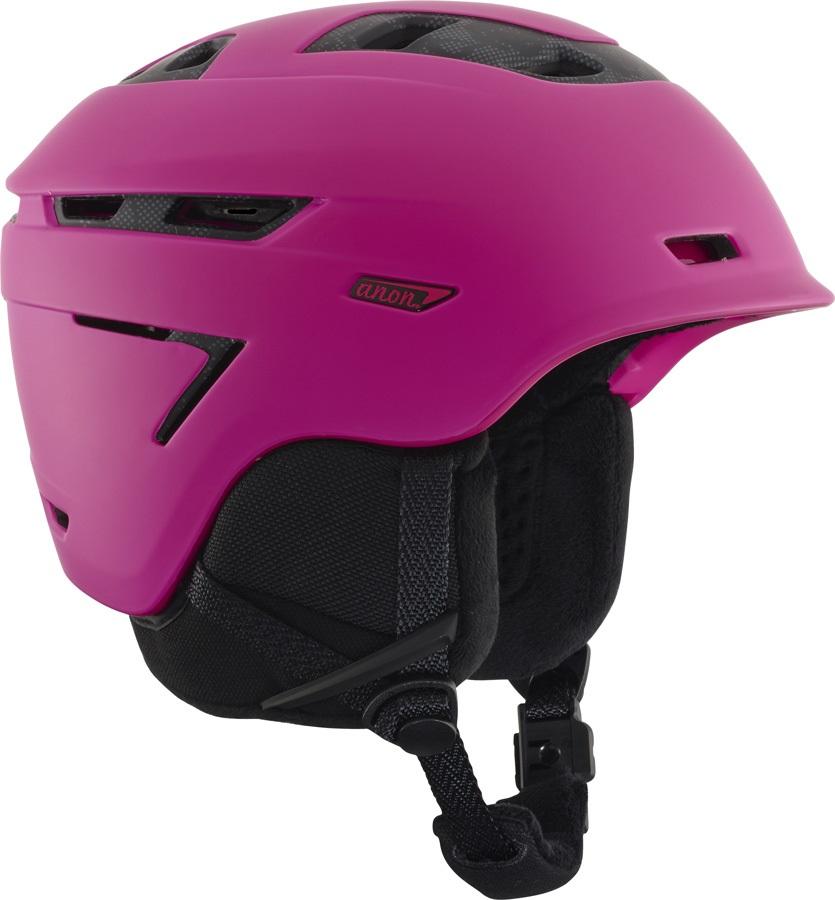 Anon Omega Women's Ski/Snowboard Helmet, L Pink