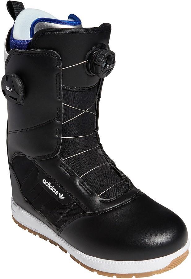 Adidas Response 3MC ADV Snowboard Boots, UK 8.5 Black/White/Gum 2022