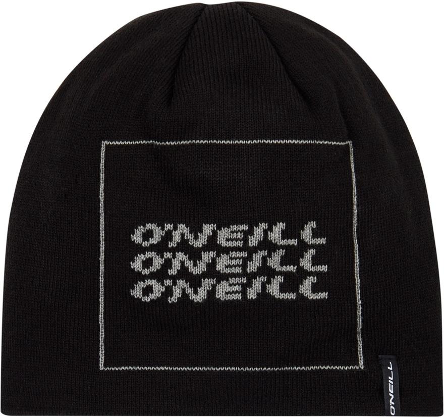 O'Neill Logo Ski/Snowboard Beanie, One Size Black Out