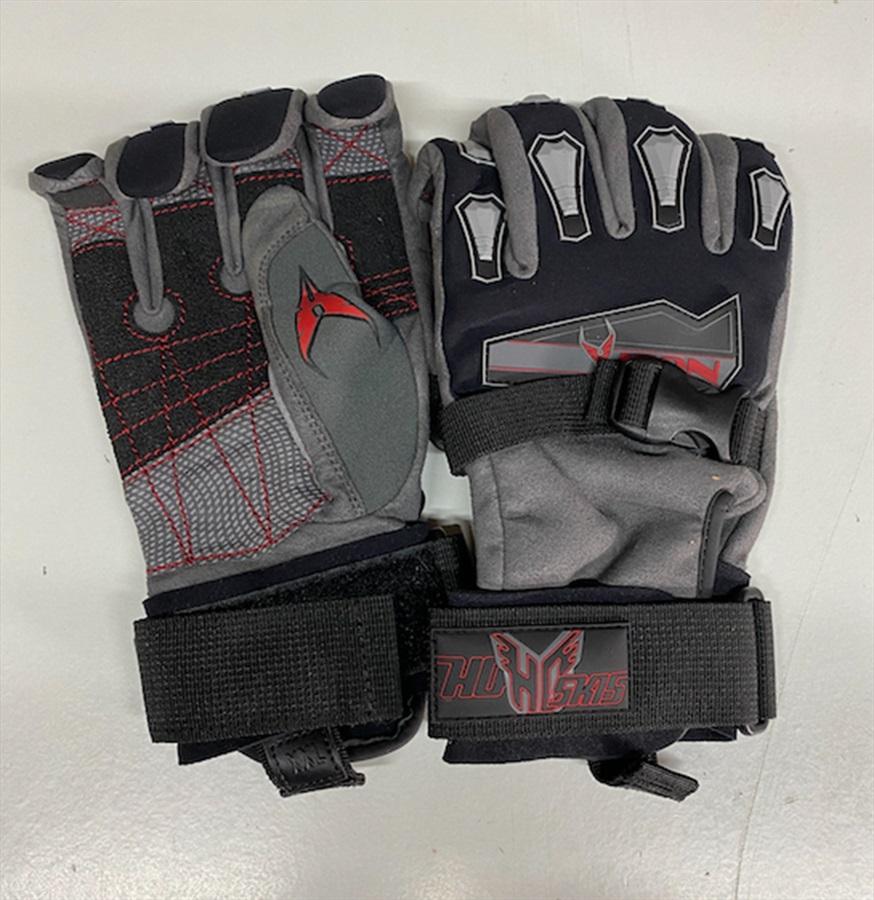 HO Sports Icon Waterski Gloves, 2XL Grey