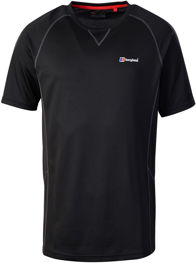Berghaus UK Mens Tech Tee 2.0 Short Sleeve Base Layer