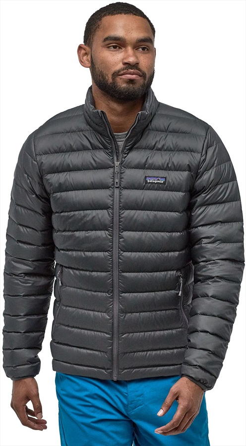 Patagonia Down Sweater Men's Insulated Jacket, XL, Forge Grey
