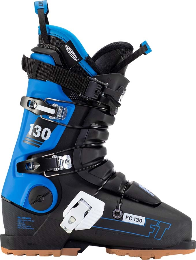 Full Tilt First Chair 130 GW Ski Boots, 27/27.5 Blue/Black 2022