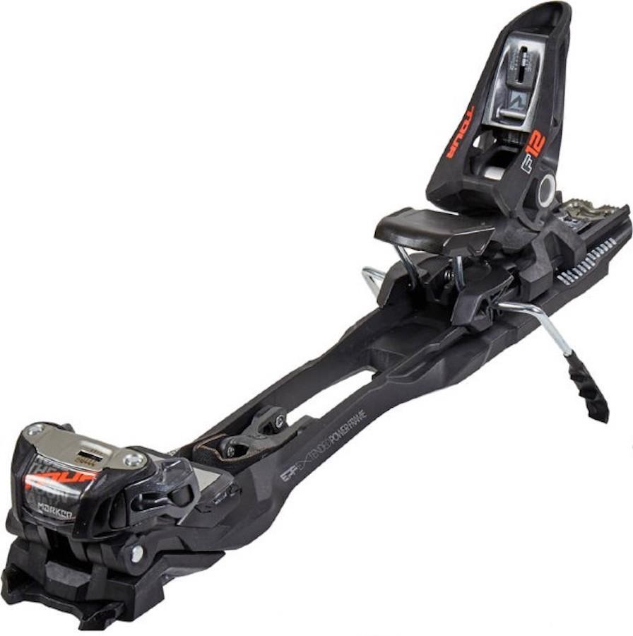 Marker Tour F12 EPF Ski Bindings Large/110mm Black/Anthracite