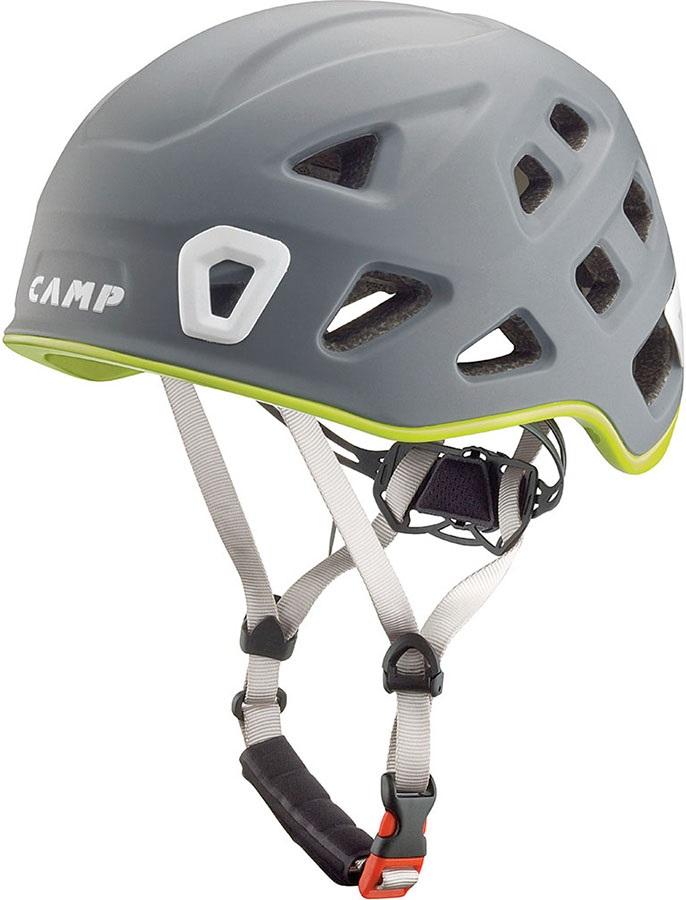 CAMP Adult Unisex Storm Rock Climbing Helmet, 48-56cm Grey