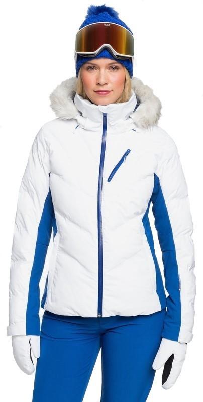 Roxy Snowstorm Women's Snowboard/Ski Jacket S Bright White