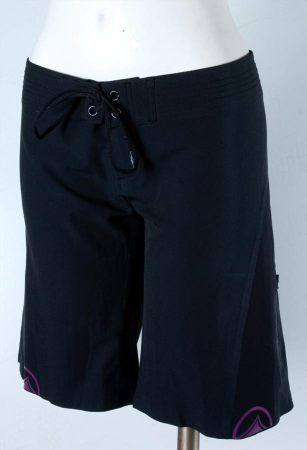 Liquid Force Performer Board Shorts, UK 8-10 US 4-6 Eur 36-38 Black