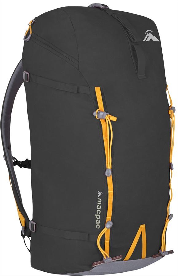 Macpac Pursuit 40 Alpine Mountaineering Backpack/Rucksack S2 Licorice