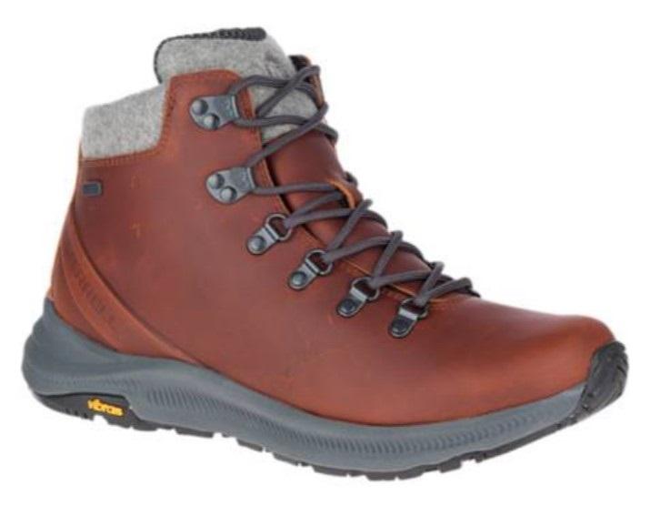 Merrell Adult Unisex Ontario Thermo Mid Walking Shoes, UK 11 Barley