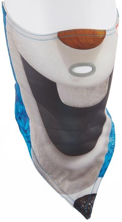 Airhole Standard Snowboard/Ski Face Mask S/M Olaf Disney