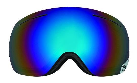 Dragon X1s Snowboard/Ski Goggle Spare Lens Opt Flash Blue