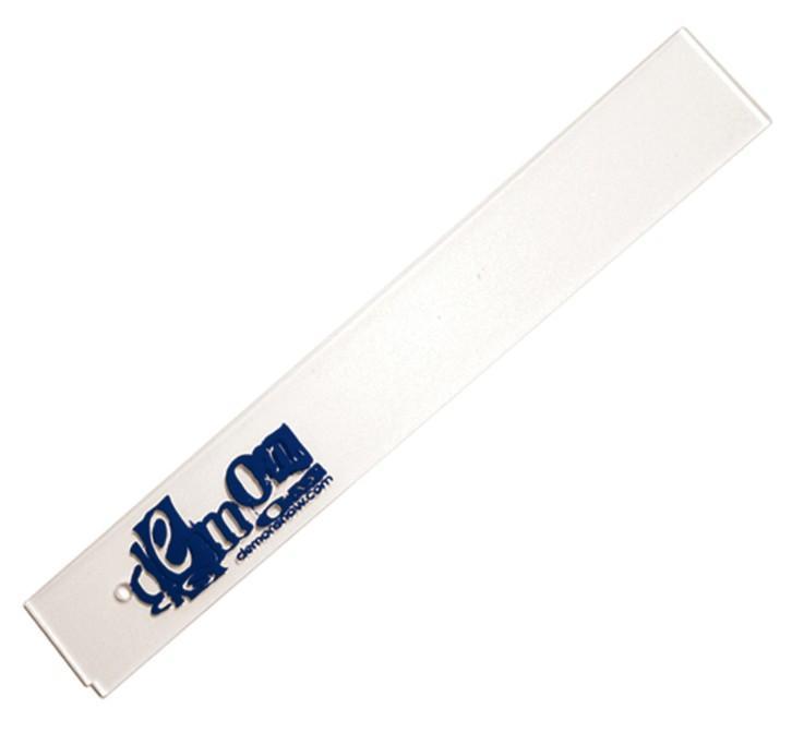 Demon Specific Snowboard Wax Scraper 14 In/36cm Blue