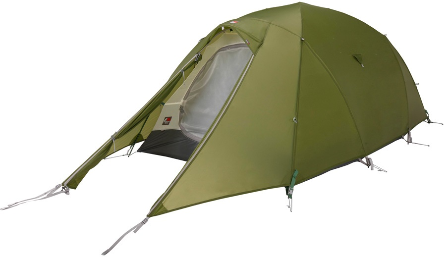 Force 10 MTN 2 Tent Mountaineering Tent, 2 Man Green