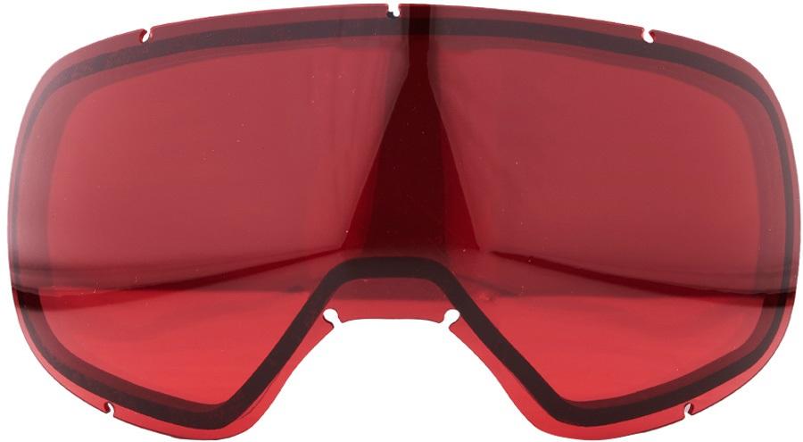 Dragon D3 Snowboard/Ski Goggles Spare Lens Rose