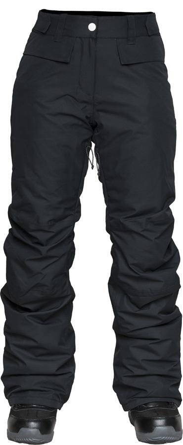 Wearcolour Refine Women's Ski/Snowboard Pants, XS Black