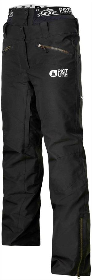 Picture Apply Women's Ski/Snowboard Pants, XS Black