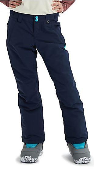 Burton Sweetart Pants Girl's Ski/Snowboard Trousers, M Dress Blue