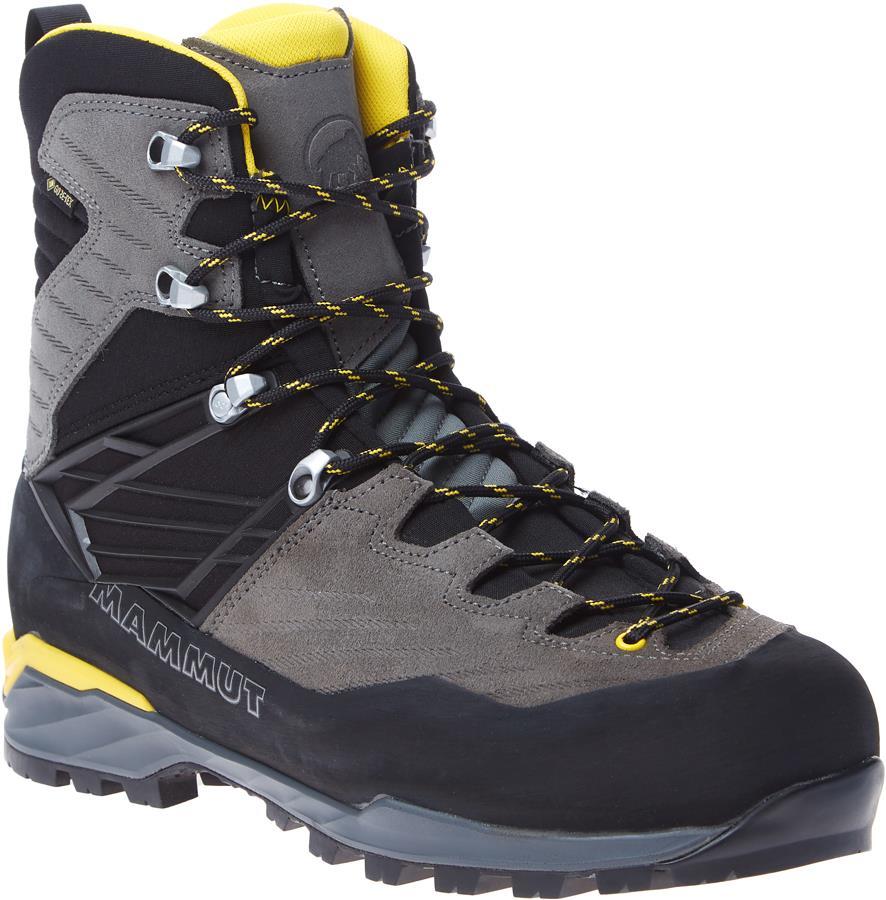Mammut Kento Pro High GTX Mountaineering Boot, UK 9.5 Dark Titanium