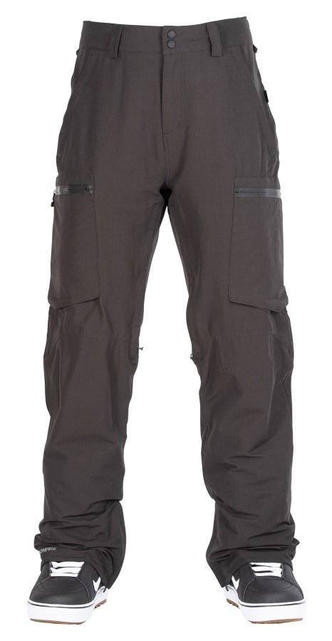 Bonfire Torch 2L Stretch Cordura Ski/Snowboard Pants, M Black
