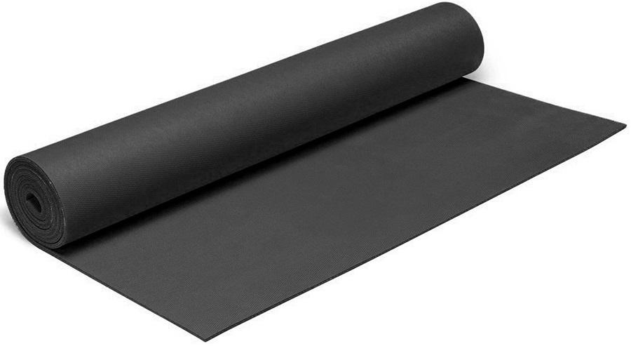 Myga Back To Basics Entry Level Yoga Mat, 4mm Black