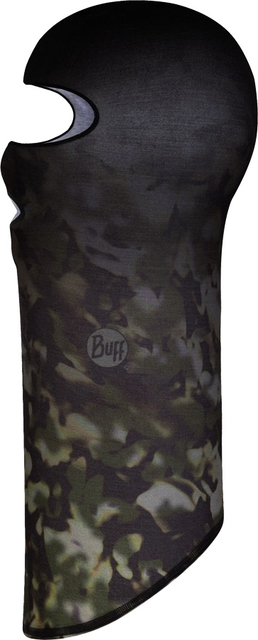 Buff Microfibre Balaclava Head Wear, One Size Cortices Forest Night