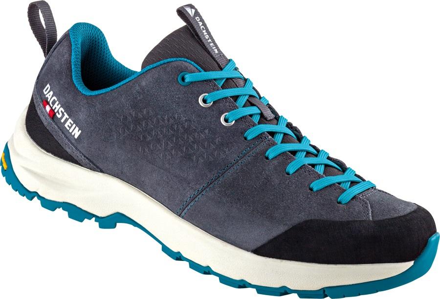 Dachstein Siega Women's Walking Shoes, UK 8 Graphite/Dark Turquiose
