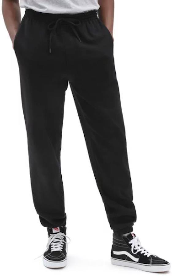 Vans Basic Fleece Pant Men's Jogging Bottoms, L Black