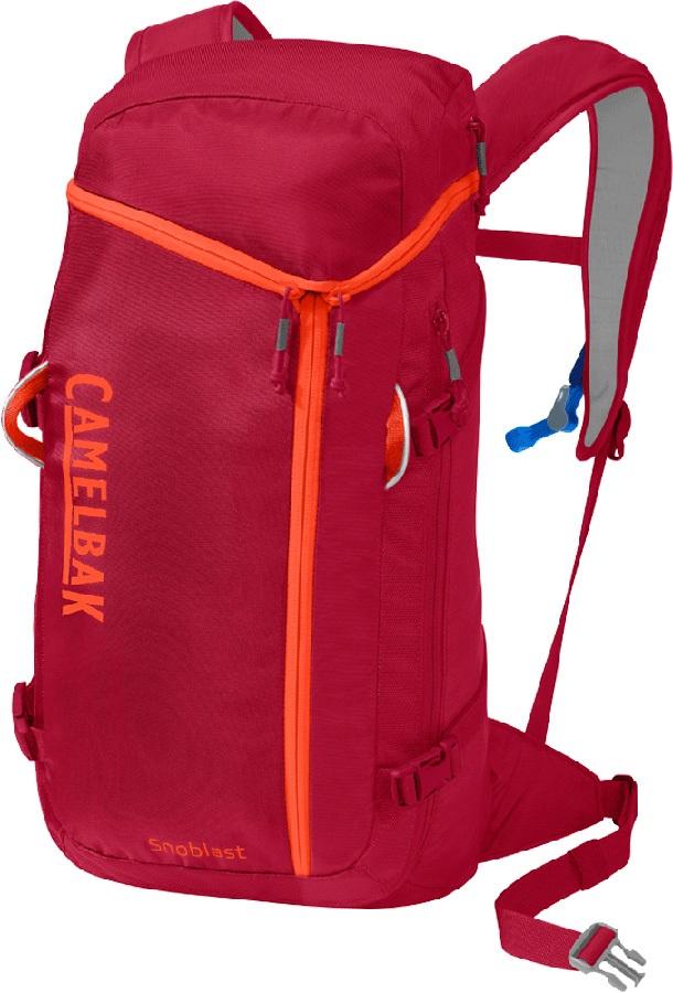 Camelbak Snoblast Ski/Snowboard Backpack, 23L Chili Pepper
