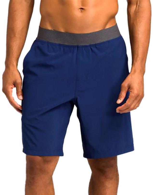 Prana Super Mojo II Yoga/Bouldering/Climbing Shorts, S Blue Anchor