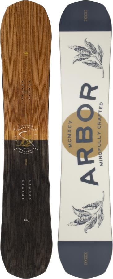 Arbor Element Positive Camber Snowboard, 159cm 2021