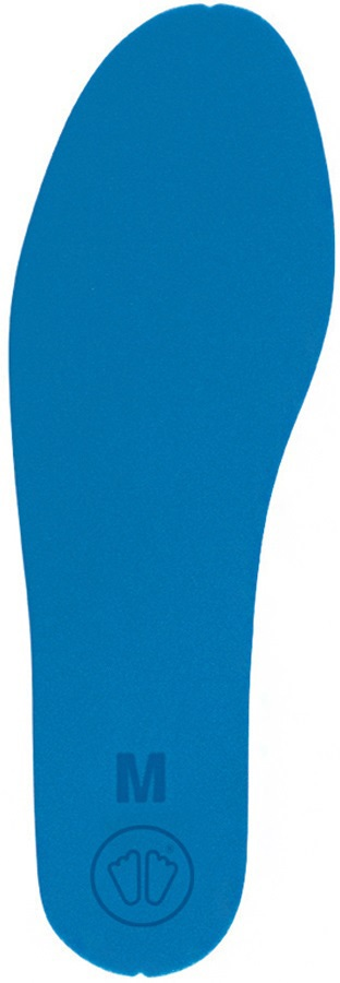 Sidas Volume Reducer 3mm Snowboard/Ski Boot Insoles, S Blue