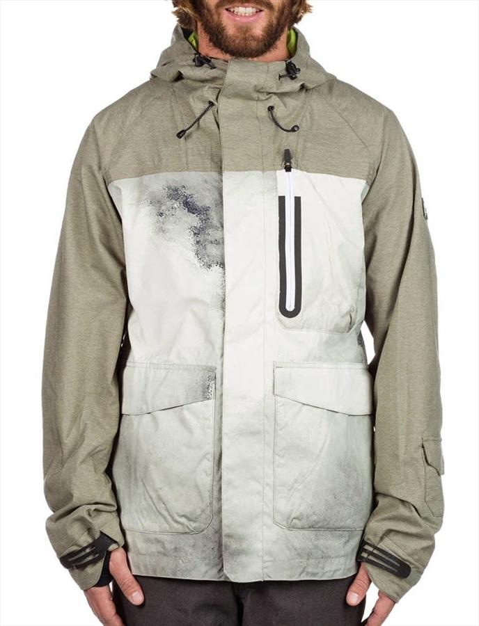 Bonfire Shelter Men's Ski/Snowboard Jacket, S Natural