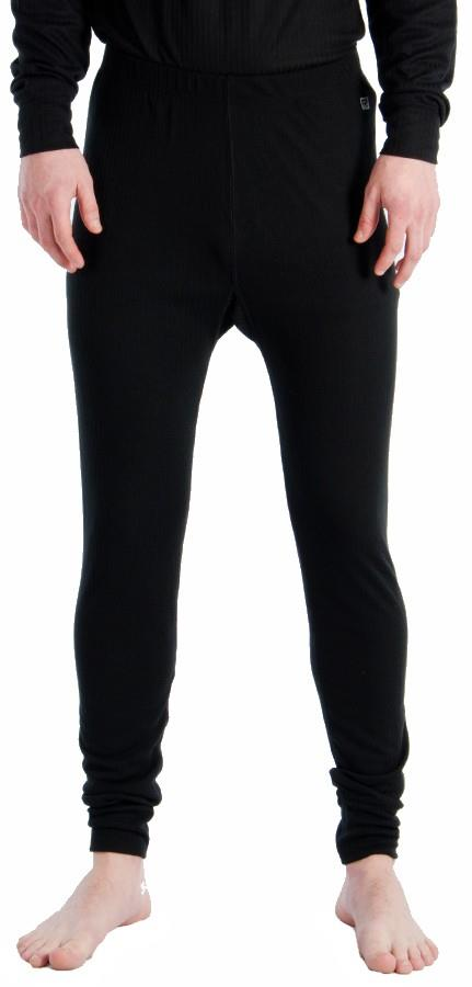 Rucanor Sierre Kid's Thermal Bottoms 128cm Black