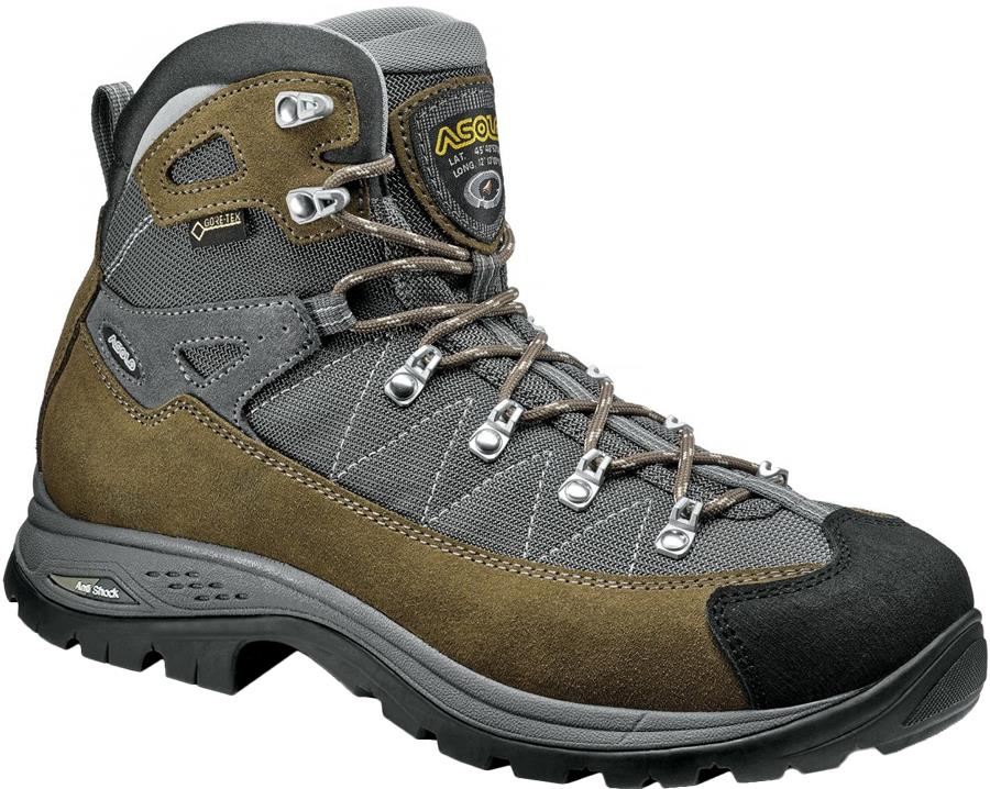 Asolo Finder GV Gore-Tex Hiking Boots, UK 9 Truffle/Stone