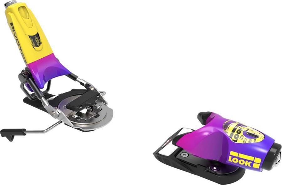 Look Adult Unisex Pivot 18 Gw Ski Bindings, 130mm Forza 2.0
