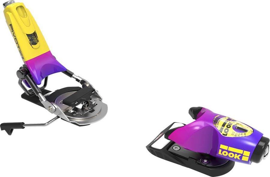 Look Adult Unisex Pivot 15 Gw Ski Bindings, 115mm Forza 2.0