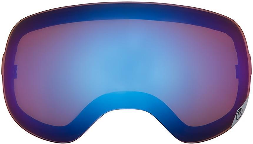 Dragon X2 Ski/Snowboard Goggle Spare Lens One Size Pol Flash Blue