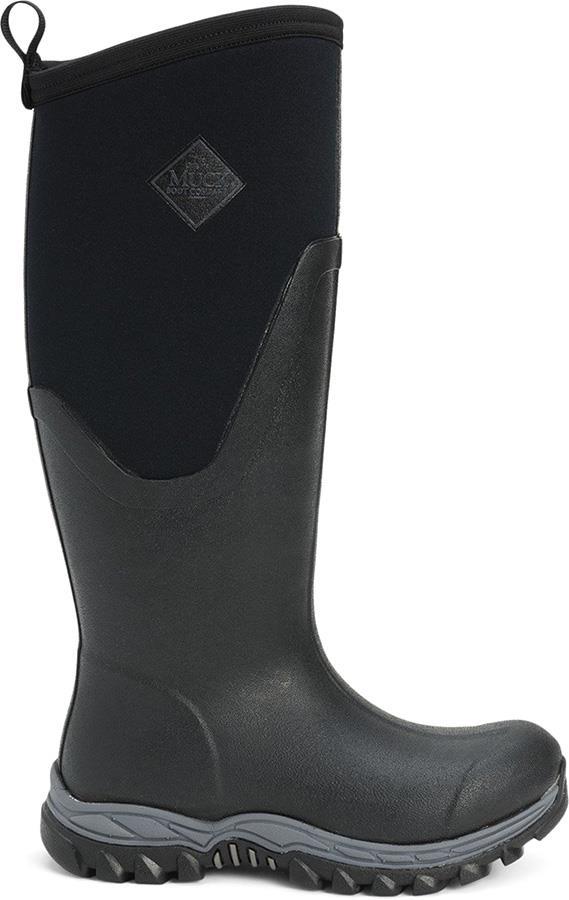 Muck Boot Arctic Sport II Tall Women's Wellies, UK 6 Black