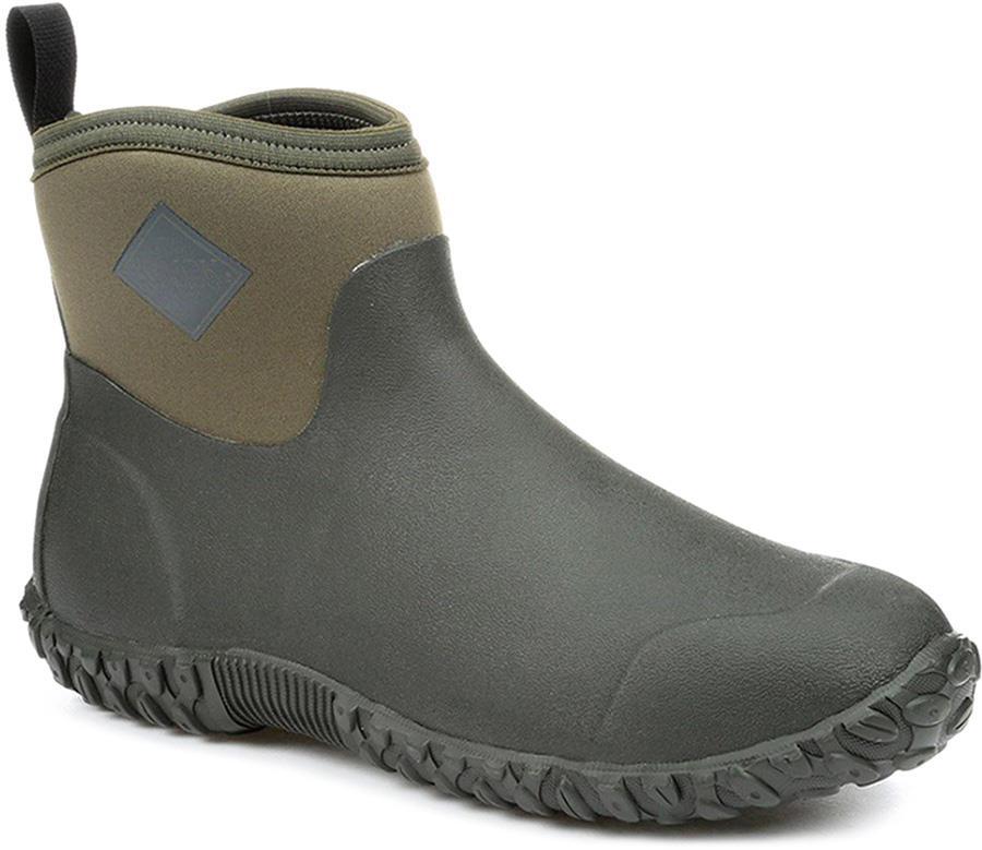 Muck Boot Muckster II Ankle Slip-on Rain Boots, UK 12 Moss