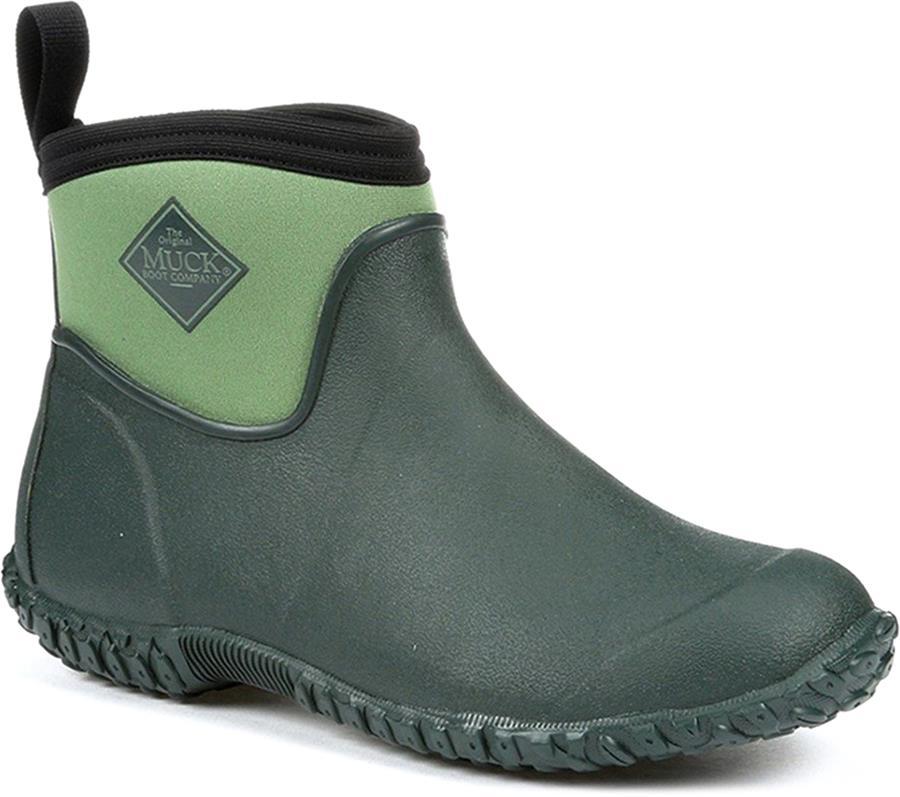 Muck Boot Muckster II Ankle Women's Slip-on Rain Boots, UK 4 Green