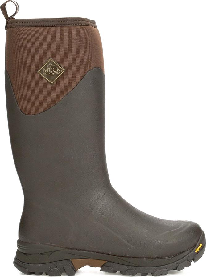 Muck Boot Arctic Ice Tall AG Men's Wellies, UK 7 Brown