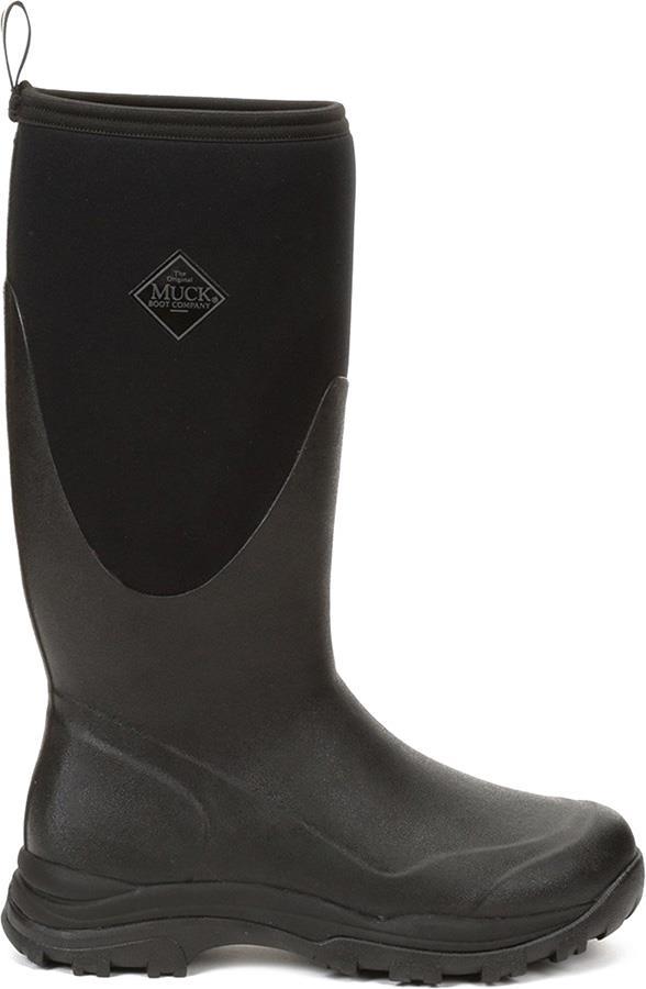 Muck Boot Outpost Tall Men's Wellies UK 8 Black